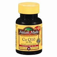 Nature Made Co-enzyme Q-10, 30 mg