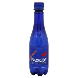 Nexcite Beverage,Herbal Supplement 10.9 OZ (330 ml )
