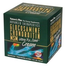 Glucosamin/Chondroitin/MSM Ultra Rx-Joint Cream 4 oz